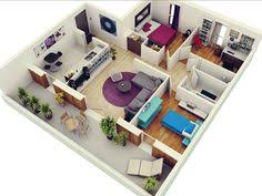 We Feature 50 Three Bedroom Home Plans In This Massive Post Also Includes Links To 1 2 And Studio Apartment Floor