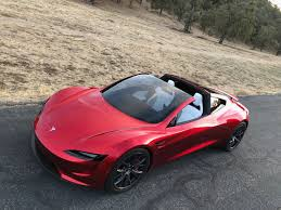 Tesla s $200 000 new Roadster will be