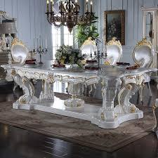 italienischen stil esszimmer möbel carving blatt vergoldung tisch buy italienischen stil esszimmer tisch französisch land stil möbel klassische
