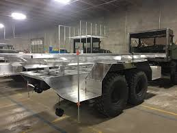 Offroad Rated Heavy Duty 4x4 6x6 8x8 Wheeled Chassis Trucks ...
