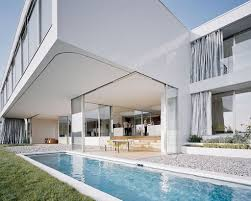 Home Designs: German Architecture Backyard Inground Pool ... Minimal House Interior Design Victoria Homes Design Minimalist Home Ideas Interior Capvating Photo With Modular Front Porch House Unique Designs For Minimalist Home Floor Plans 24 Beautiful Of Living Room Matt And Jentry German Architecture Backyard Inground Pool Best 25 Office Small Modern Houses Bliss Photos On With Hd Resolution