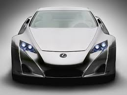 Awesome Lexus Sport Cars for Interior Designing Autocars Plans