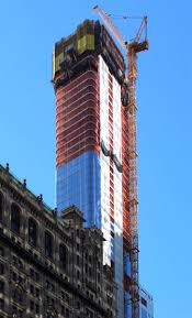 100 Greenwich Street Project 125 Closing In On Final Floors Above The Financial