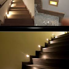 stair lights led home design ideas and pictures