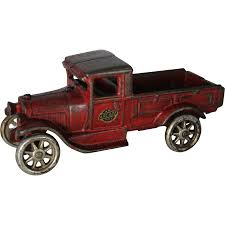 100 Antique Toy Fire Trucks Truck Car Pickup Truck Ford Motor Company Motor Vehicle