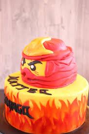 ninjago torte sarahs cakes