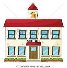 School Building Clipart Free