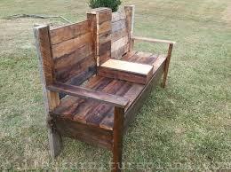 70 best pallet outdoor furniture images on pinterest pallet