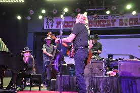 willie nelson family at john t floore country store oct 7