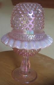 Vintage Fenton Fairy Lamps by 182 Best Fenton Hobnail Images On Pinterest Fairy Lamp Fairy