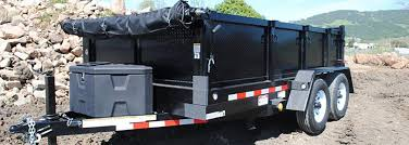Getting Your Money's Worth Of A Dump Trailer | Truck Tops USA