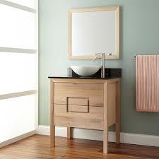 16 Inch Deep Bathroom Vanity by Bathrooms Design Bathroom Vanity Cabinet Double Vessel Inch Teak