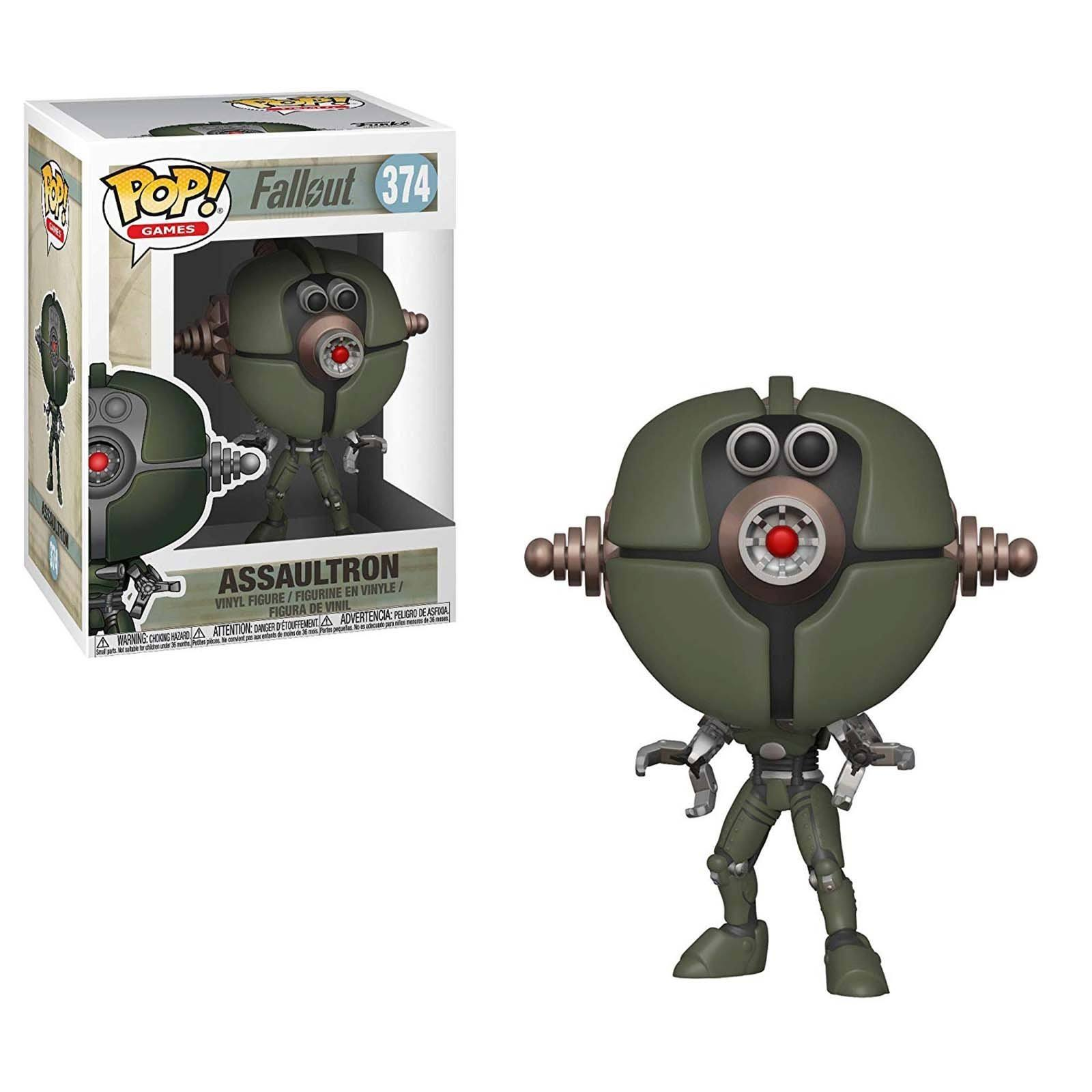 Funko Assaultron - Fallout Pop! Games Vinyl Figure