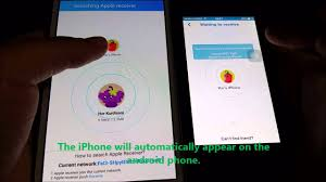 How to send receive any file between iOS and Android no internet