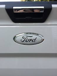 100 Ford Truck Emblems Painted F150 Forum Community Of Fans