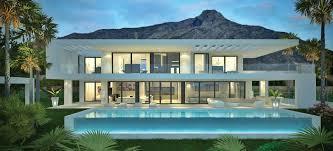 modern villas marbella house home villas