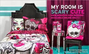 dormitorios monster high bedrooms de decoración monster high