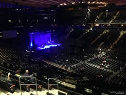 Madison Square Garden Section 227 Concert Seating RateYourSeats