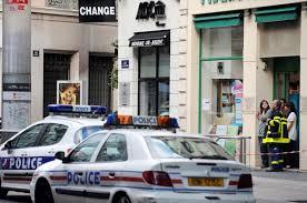 bureau de change lyon un bureau de change attaqu 233 dans le