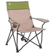 Coleman Camping Oversized Quad Chair With Cooler by Coleman Lawn Chairs Jeremybyrnes