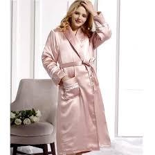robe de chambre soie peignoir luxe femme soie matelassé lepeignoir fr