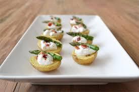 healthy canapes recipes an easy potato appetizer baked potato bites