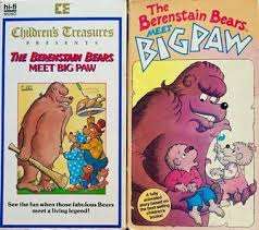 Berenstain Bears Christmas Tree 1980 by The Berenstain Bears Meet Bigpaw Wikipedia