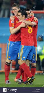 100 Torres Villa David R Of Spain Celebrates With Xavi C And Fernando