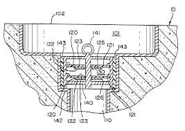 2 Floor Drain Backflow Preventer by Patent Us6273124 Check Valve Floor Drain Google Patents