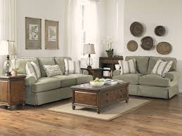 Broyhill Emily Sofa Navy by Living Room With Rustic Feel Rustic Deco Pinterest Rustic