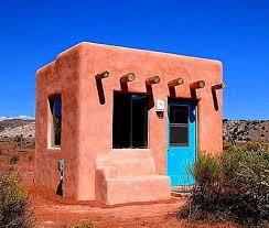 Pictures Of Adobe Houses by Abiquiu New Mexico An Grid Adobe Time Home For Less