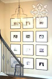 Wall Picture Ideas Magnificent For Staircase Walls Best About Stairway Decorating On