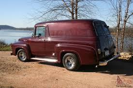 100 Panel Trucks For Sale 1956 D F100 Truck
