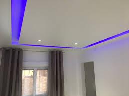 décoration en ruban led et fibre optique lumineuse