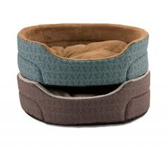 Dallas Manufacturing Company Dog Bed by Dallas Manufacturing Company Faux Suede Box Pet Bed Dog Beds At