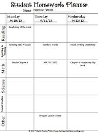 Printable Bathroom Sign Out Sheet For Classroom by Best 25 Homework Checklist Ideas On Pinterest Ideas