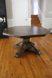 Diy Wooden Table Top by Best 25 Octagon Table Ideas On Pinterest Wooden Table Top