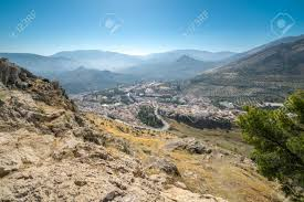 100 Stunning Views Stunning Views Looking Into The Valley Of Jaen Spain
