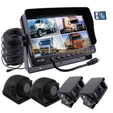 100 Truck Camera System 9 DIGITAL REAR VIEW BACKUP REVERSE CAMERA SYSTEM SAFETY FOR TRUCK