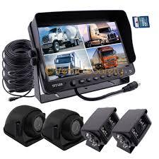 100 Backup Camera System For Trucks 9 DIGITAL REAR VIEW BACKUP REVERSE CAMERA SYSTEM SAFETY FOR TRUCK