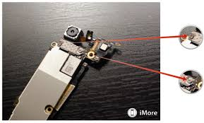 How to replace the rear iSight camera in an iPhone 5
