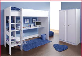 chambre enfant avec bureau lit enfant avec bureau 17545 lit enfant mezzanine avec bureau pour