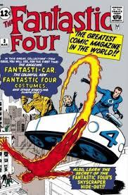 Marvel Comicss Fantastic Four Issue 3