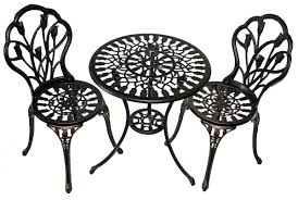Omni 3pc Cast Aluminum Bistro Set - Tulip Flower Pattern W Antique Copper  Finish Alinum Alloy Outdoor Portable Camping Pnic Bbq Folding Table Chair Stool Set Cast Cats002 Rectangular Temper Glass Buy Tableoutdoor Tablealinum Product On Alibacom 235 Square Metal With 2 Black Slat Stack Chairs Table Set From Chairs Carousell Best Choice Products Patio Bistro W Attached Ice Bucket Copper Finish Chelsea Oval Ding Of 7 Details About Largo 5 Piece Us 3544 35 Offoutdoor Foldable Fishing 4 Glenn Teak Wood Extendable And Bk418 420 Cafe And Restaurant Chairrestaurant