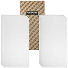 amazon com genesis easy installation stucco pro lay in white