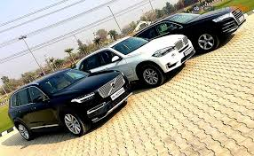 parison Review Audi Q7 vs BMW X5 vs Volvo XC90 NDTV CarAndBike