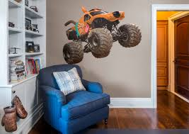 100 Monster Truck Bedroom Scooby Doo Decor With Wall Decal Shop Fathead For