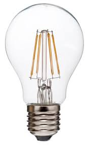 Satco Led A19 Lamps by Led Vintage Filament Lamps Energywise