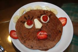 Ihop Halloween Free Pancakes 2014 by Ihop Funny Face Pancake Your Vegan Neighbor