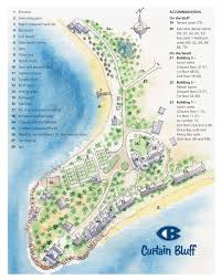 Curtain Bluff Resort Antigua Tripadvisor by Curtain Bluff Resort Map Scifihits Com